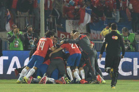 Chile hizo valer la localía y se coronó por primera vez campeón de América
