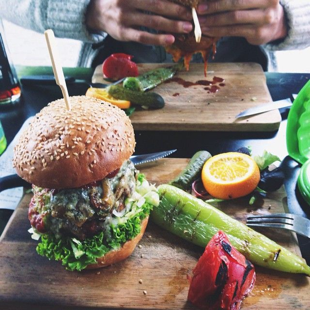 Lilys Burger berlin.