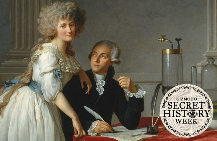Badass Historical Chemists: The Woman Behind Antoine Lavoisier