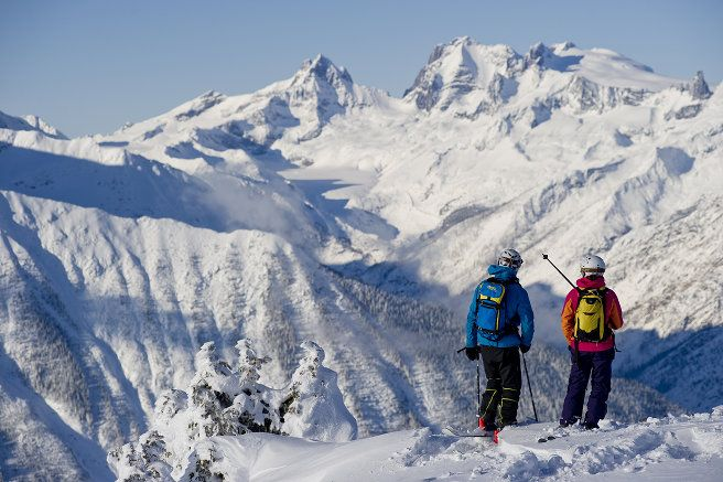 JOIN US THIS WINTER - Make your skiing dreams come true! At GCH, your schedule is our schedule.