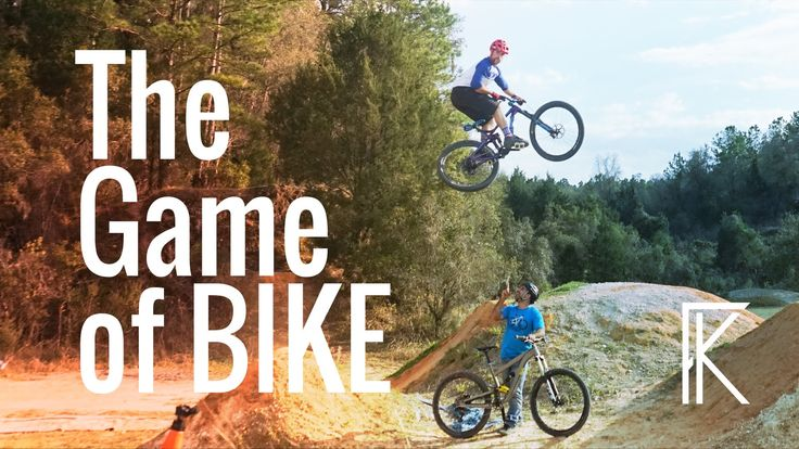 How to play the game of BIKE on a MTB | Skills with Phil - VIDEO - http://mountain-bike-review.net/mountain-bikes/how-to-play-the-game-of-bike-on-a-mtb-skills-with-phil/ #mountainbike #mountain biking