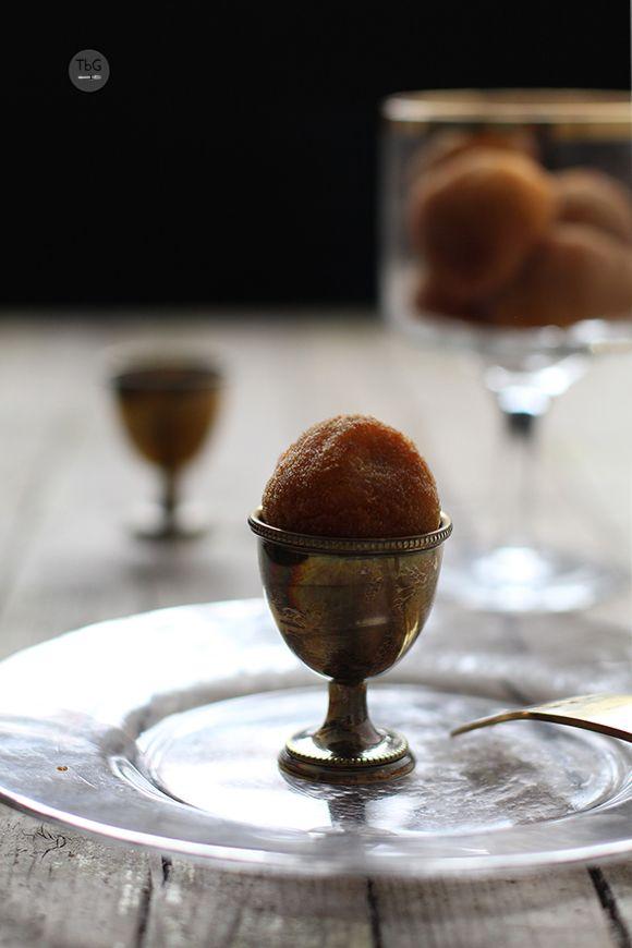 Croquetas de gamba fresca. Receta paso a paso. To be Gourmet | Recetas de cocina, gastronomía y restaurantes.