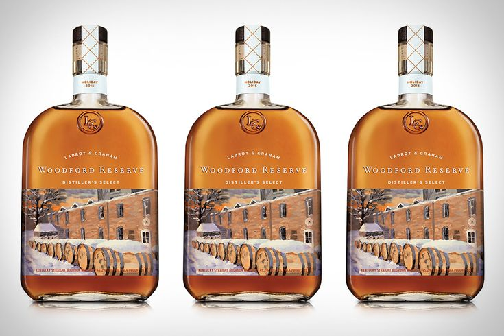Woodford Reserve Holiday Bourbon