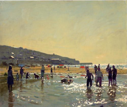 Ken Howard Cornwell, I've always liked his backlighting...