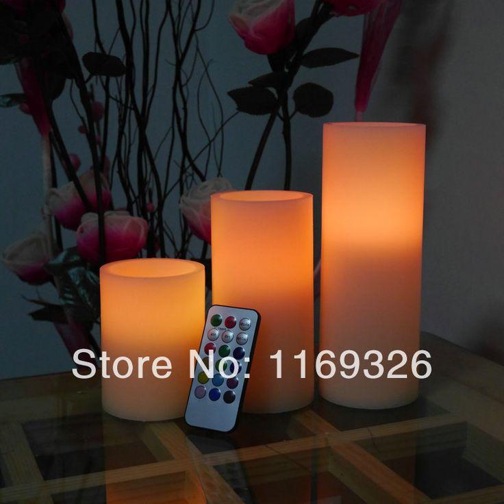 Свечи столба электронные 2016 новый аромат духи свадьбы из светодиодов ремесел-свечи-подарок на день рождения свечи украшения дома беспламенные свечи
