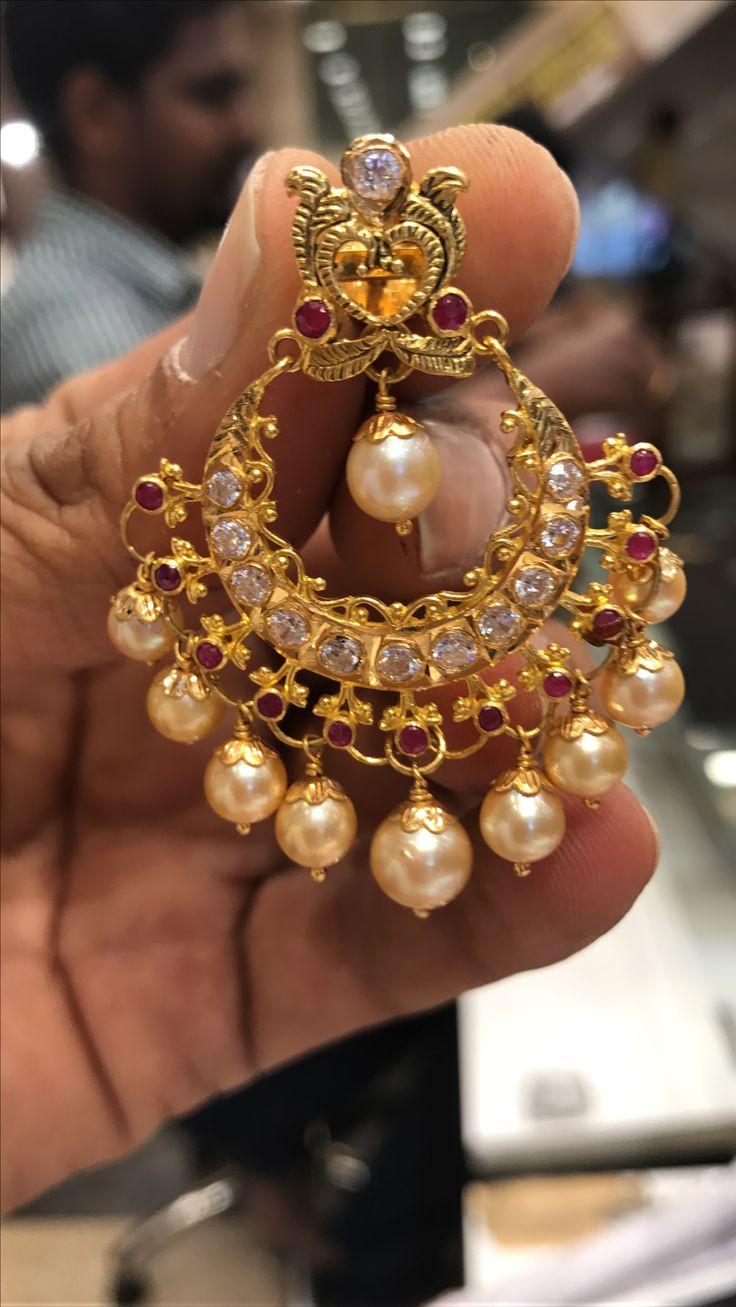 best gold earrings images on pinterest boyfriends ear rings