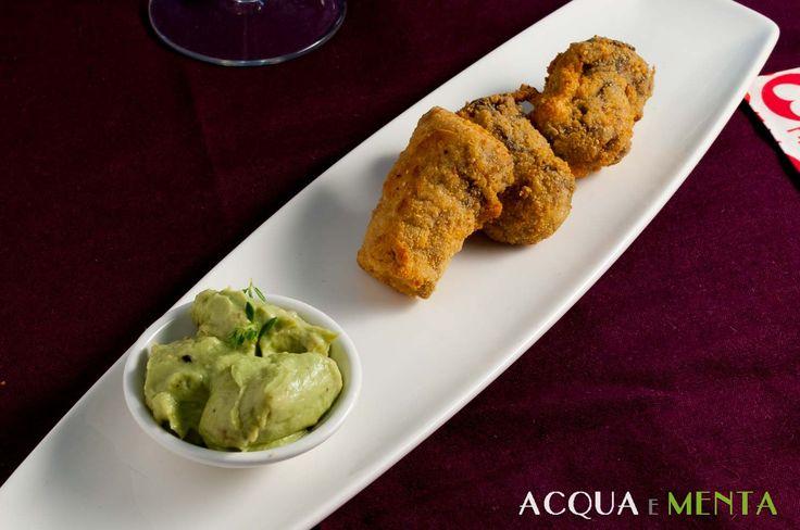 Abbiamo festeggiato il nostro anniversario con una cena di pesce utilizzando le ricette di Andrea Zinno del blog Tra pignatte e sgommarelli