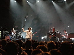 Counting Crows at The Ryman - 2012 Concert #18