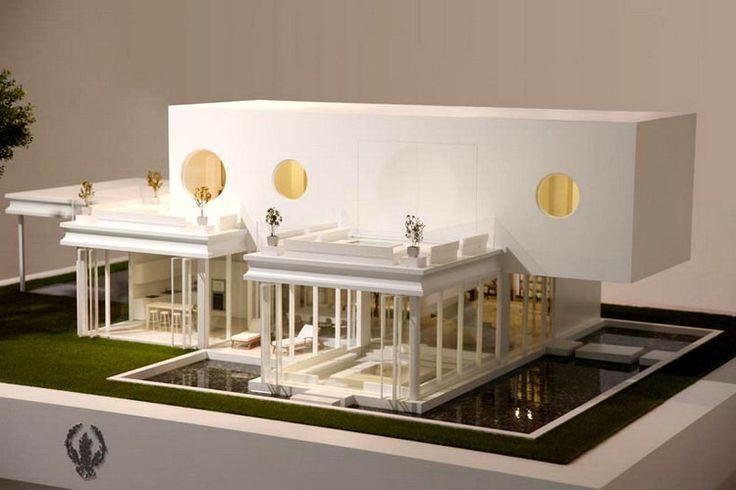 [Concept] Objet House | Nhà ở đảo Jeju, Hàn Quốc – Planning Korea | KIẾN TRÚC NHÀ NGÓI