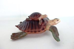 # floating #turtle #pond #ornament