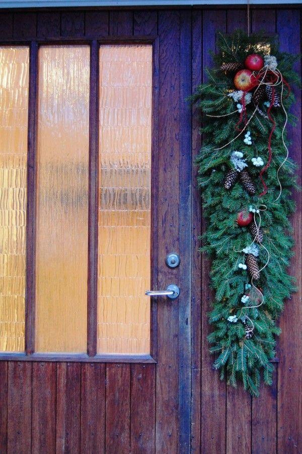 Julpyssel 2: Gammaldags julpyntning med naturmaterial