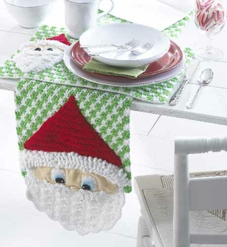 Christmas Table Runners and Placemats Patterns