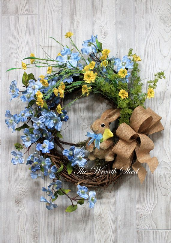 printable easter wreaths 243 best handmade country farmhouse wreaths from the 2763