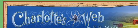Charlottes web comic: Idea, Web Comic, Chapter Books