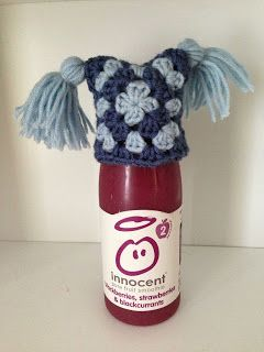 "Innocent ""Big Knit"" - 365 hats!: Hat 6"
