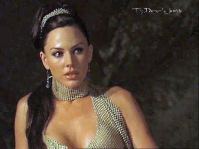 The Oracle (Krista Allen)