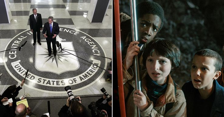 'Stranger Things': The Secret CIA Programs That Inspired Hit Series Breaking down how the Duffer brothers used real-life government programs like MKUltra and Stargate Project in their hit show