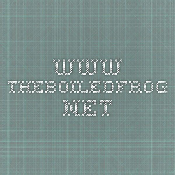 www.theboiledfrog.net
