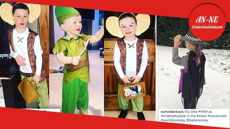 Coleen Rooney shares photo of her sons for World Book Day