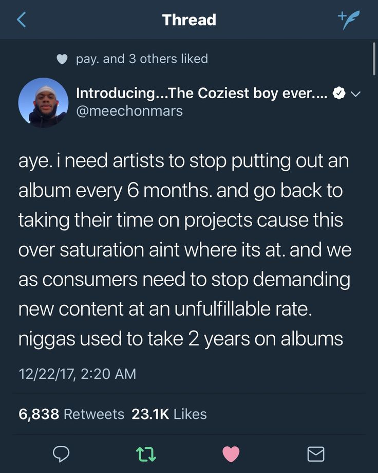 @ gucci mane, i feel like he keep dropping shit and it don't even be that good. first of all i didn't even listen to his last two albums cause i feel like he doing too much. and i also feel like i ain't gon like it