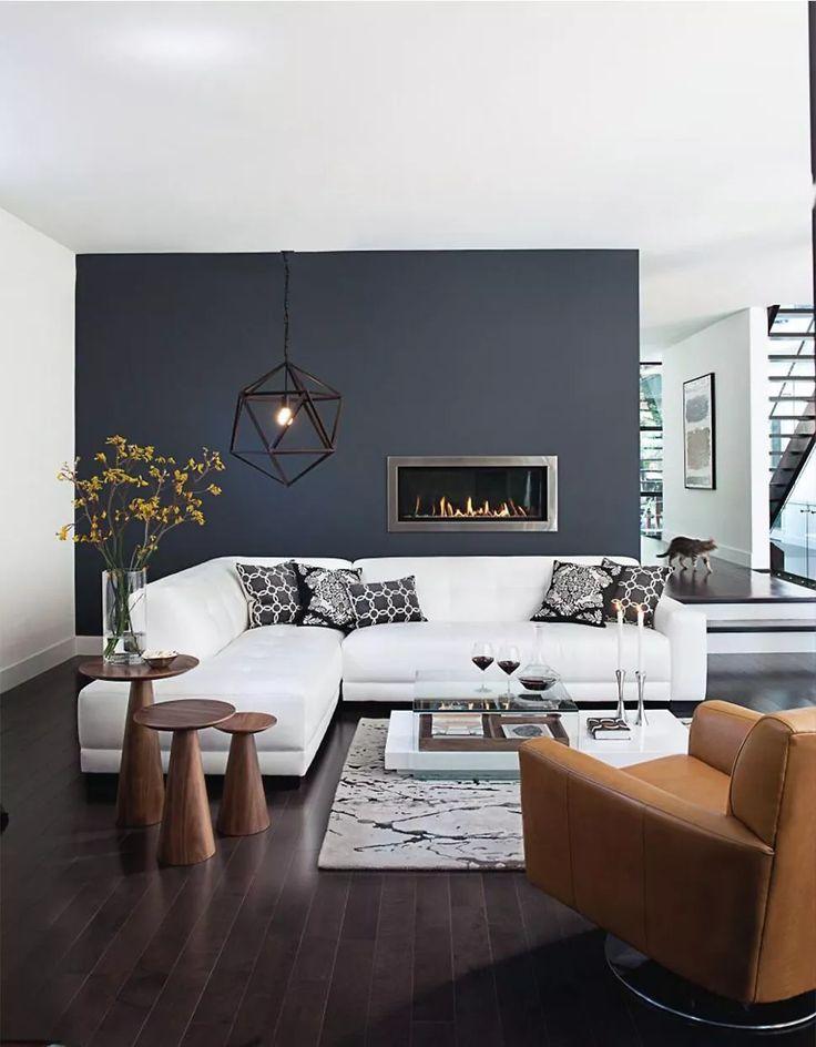 149 best soggiorno images on pinterest | living room ideas ... - Soggiorno Bianco E Blu
