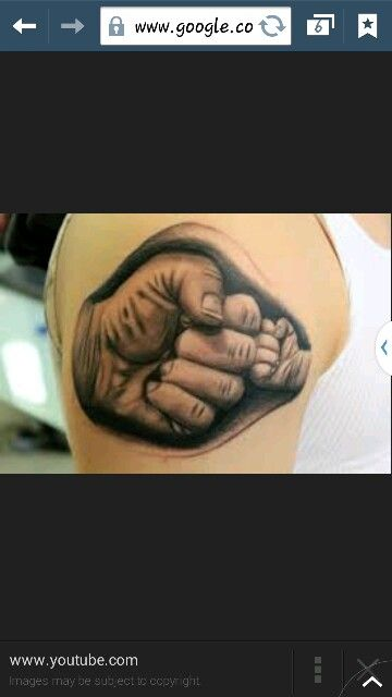 Father/Son tattoo idea