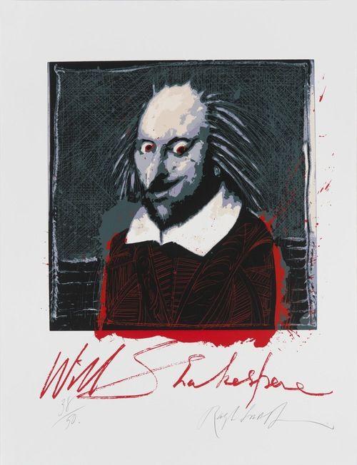 Ralph Steadman Shakespeare