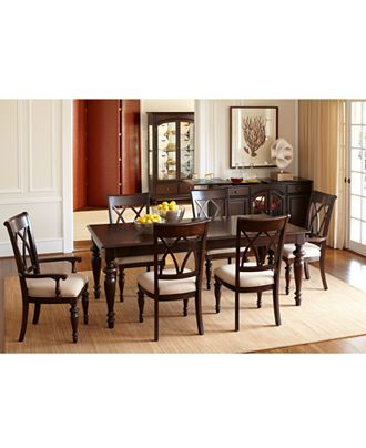 Bradford Dining Room Furniture Collection Furniture Macy 39 S Lifestyle House Design