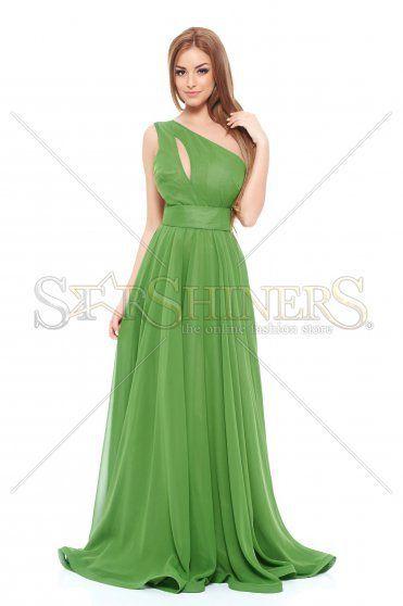 Ana Radu Charming Green Dress