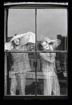 Джим Ли. Пижамы / Бритье. 1971. Коллекция автора. © Jim Lee