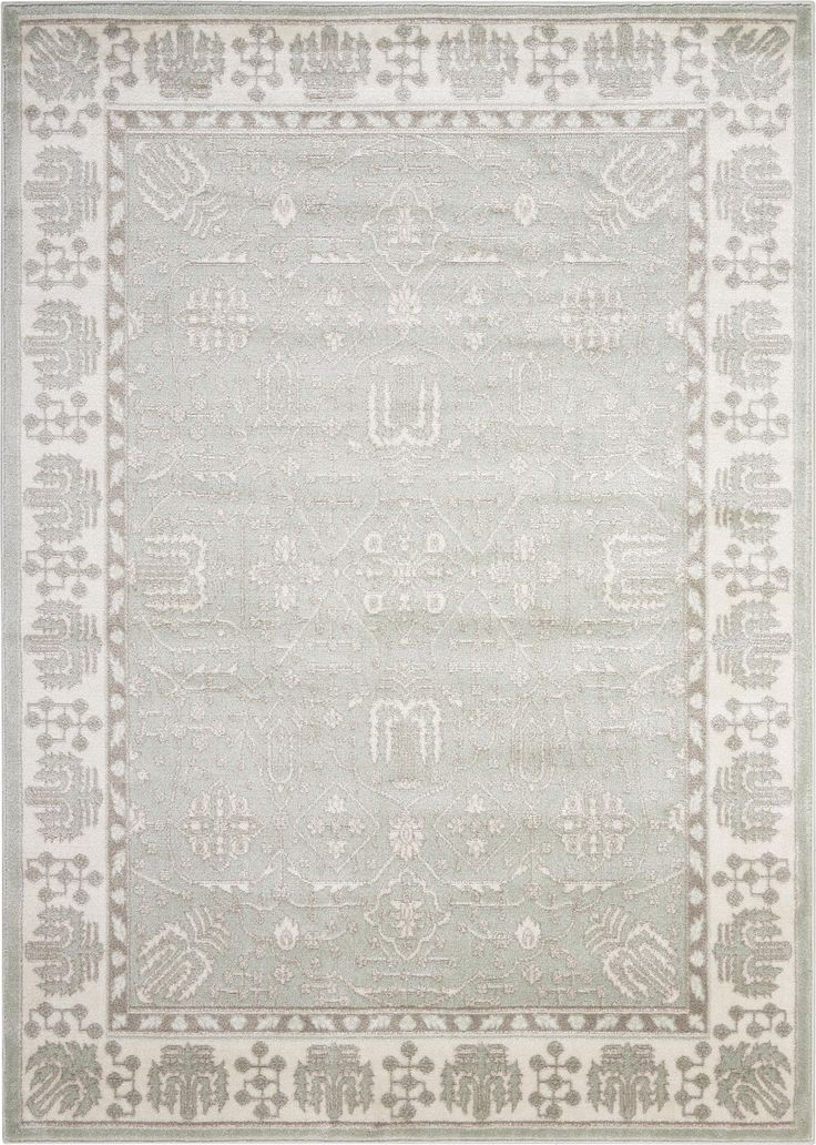 "Euphoria Spa Area Rug 3'11"" x 5'11"""