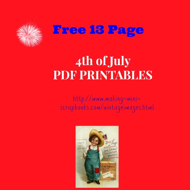 making a pdf file of images