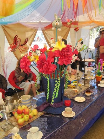 2010 Mad Hatters Tea Party