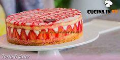 Torta fraisier ricetta Ernst Knam da Bake Off Italia 3   Cucina in tv