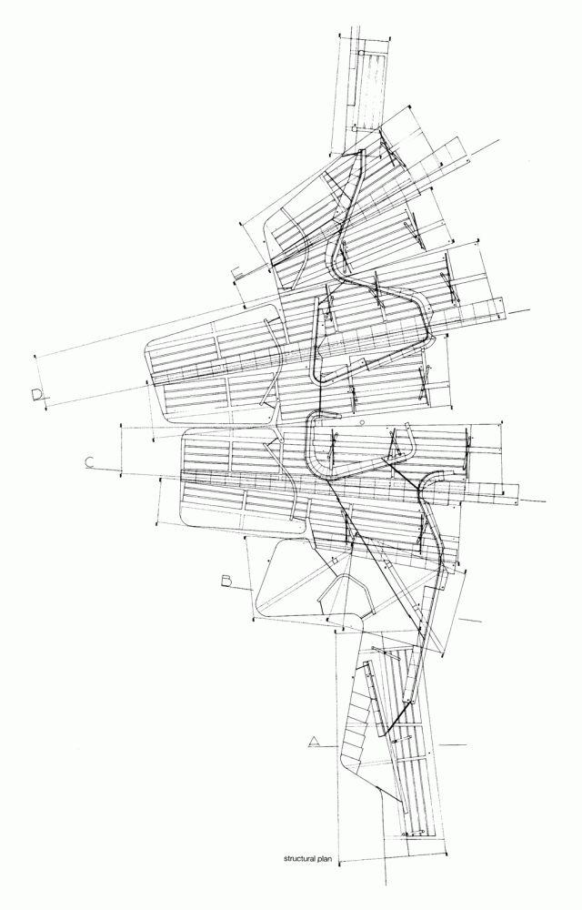 Enric Miralles + Carme Pinós || Instalaciones de Tiro con Arco (Barcelona, España) || 1992