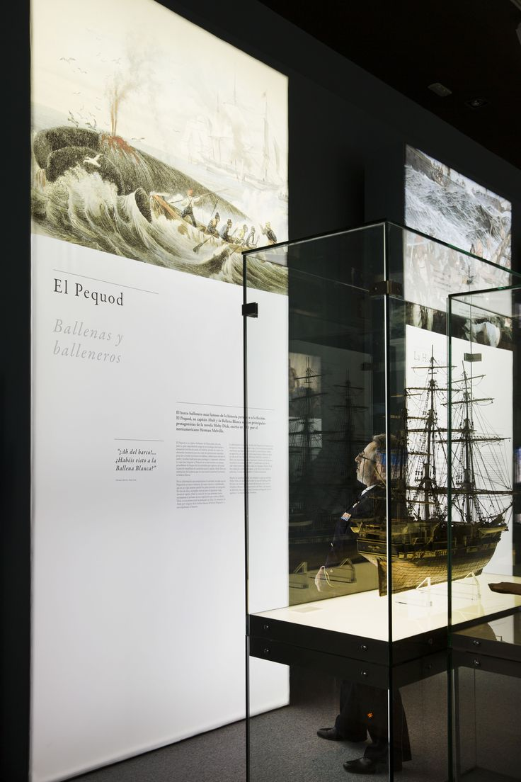 EXIT DESIGN - The Naval museum exhibition. Madrid 2015