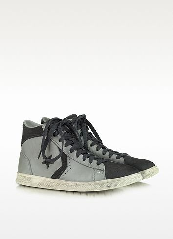 Converse+Limited+Edition+Pro+Leather+Mid+Leather+and+Suede+Sneaker