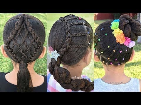 13 Amazing Hair Transformations – Easy Beautiful Hairstyles Tutorial 🌺 Best Hairstyles for Girls #59