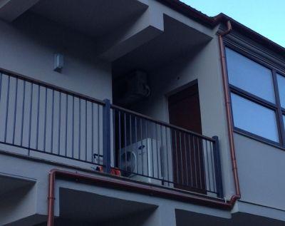 Αντλία Θερμότητας σε σπίτι στην Πάργα