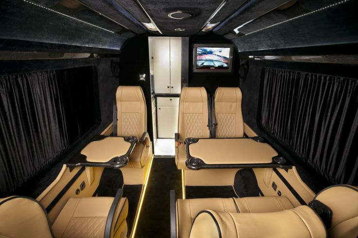 klassen excellence sprinter mercedes benz msd 1201 family company business luxury van with 10. Black Bedroom Furniture Sets. Home Design Ideas