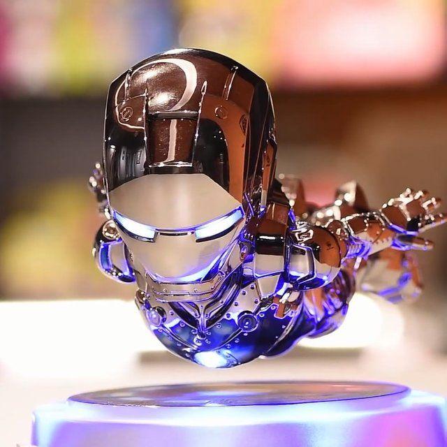 Fancy - Floating Iron Man Mark II
