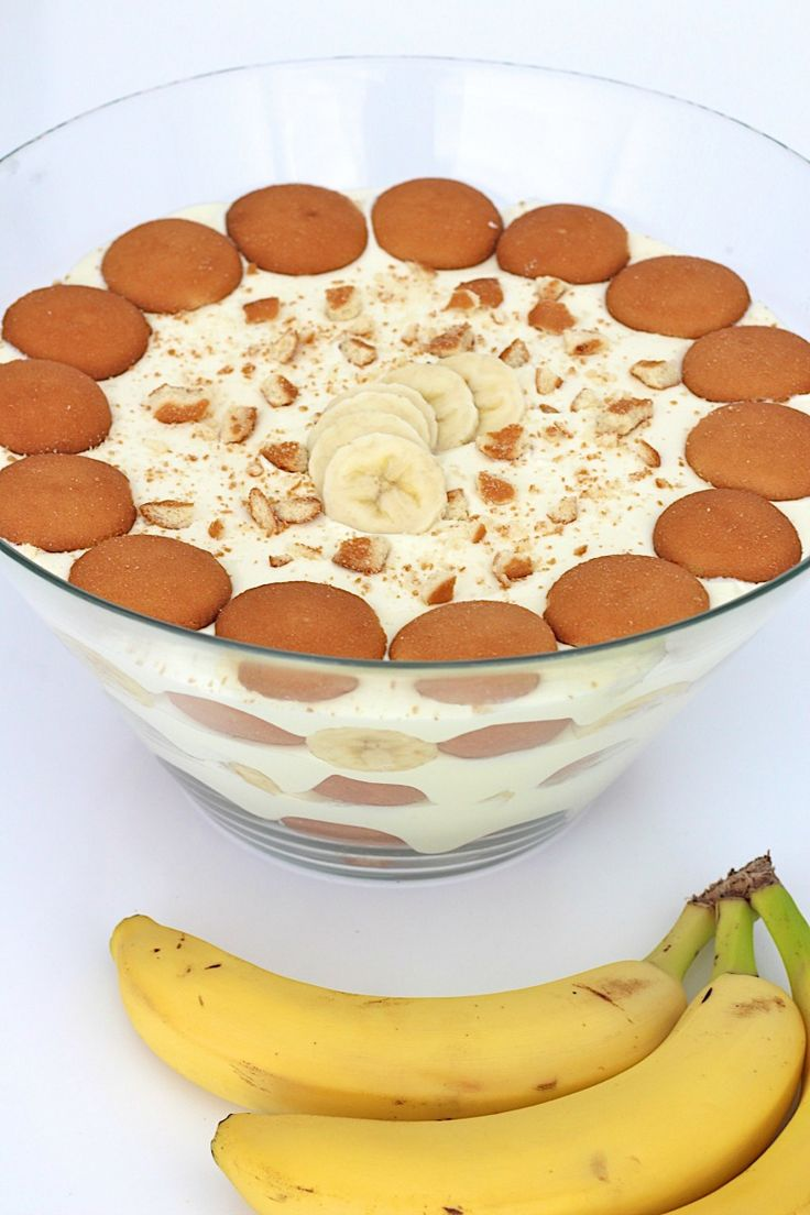 The Best Banana Pudding!