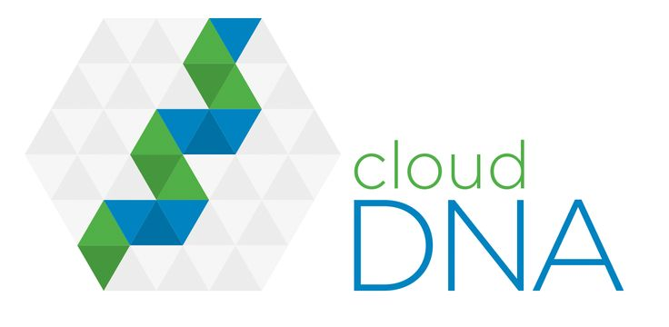 cloud DNA logo product of OneCentral