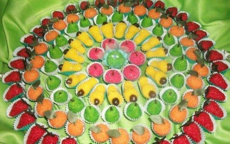 Docinhos de aniversário -: Receitas Doce, Birthday, Desserts Recipes, Revenues, Delícia Doce, Docinho De, Bday Parties, De Docinho, Revenue