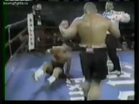 David Tua's knockouts....