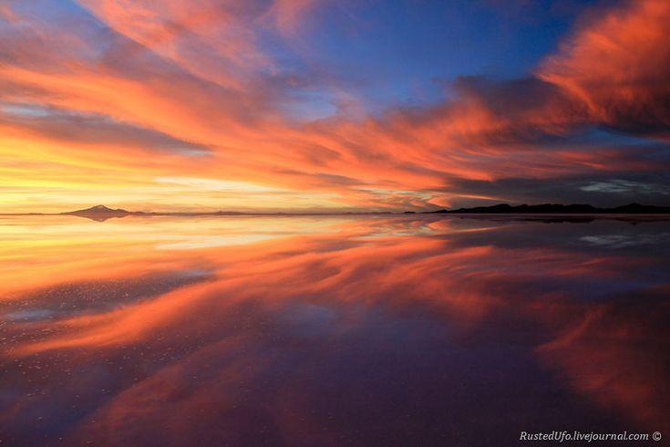 Salar De Uyuni, Bolivia's Blissfully Beautiful Salt Flat, Is Our Travel Tuesday