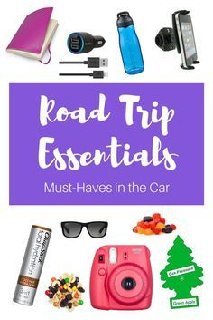 The ULTIMATE Cross Country Road Trip Packing List >> Everything you Need for an Easy and Enjoyable Drive! | www.apassionandapassport.com