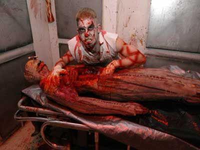 2644 best Halloween images on Pinterest Halloween decorations - halloween haunted house ideas