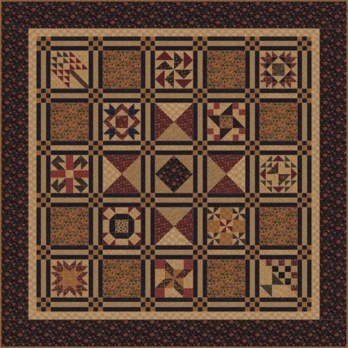 173 best Kansas Trouble Quilts images on Pinterest | Places to ... : kansas city star quilt patterns free - Adamdwight.com