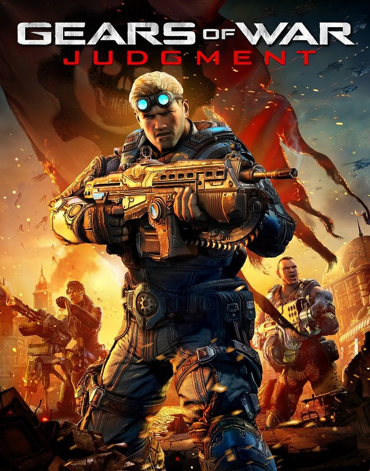 Gears of War Judgment PC Game Trailer - Exe Games - PC Games and Softwares